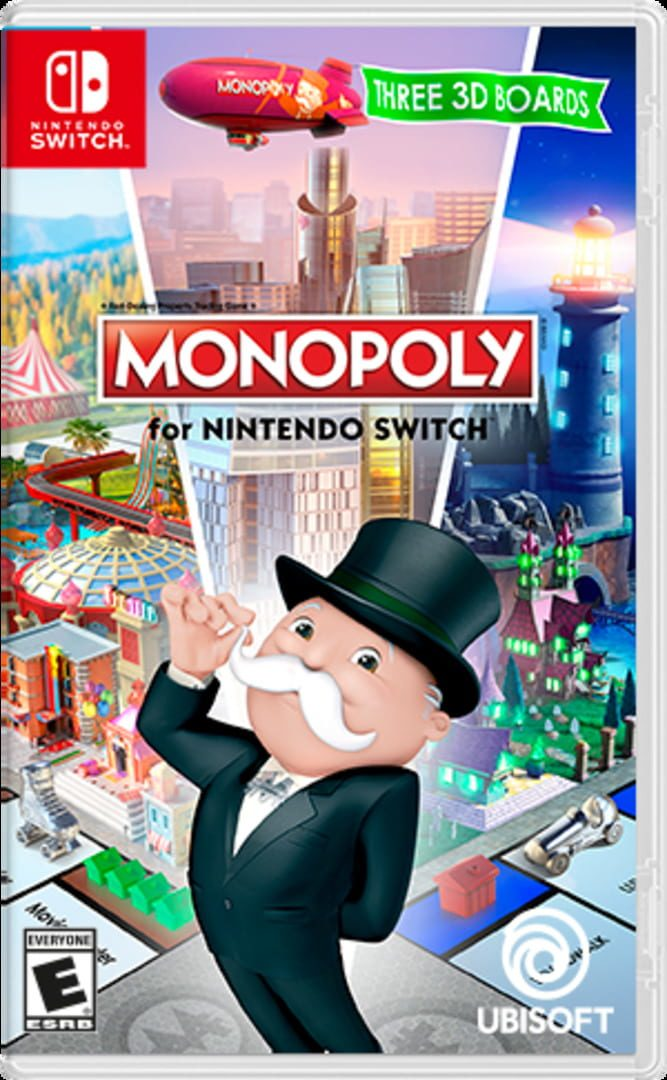 buy Monopoly for Nintendo Switch cd key for all platform