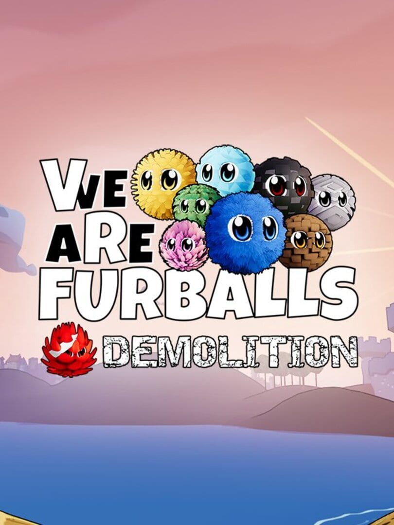 buy VR Furballs - Demolition cd key for all platform