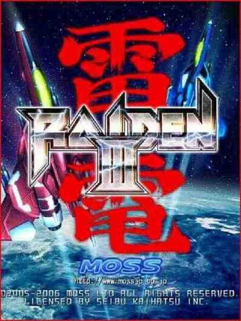 buy Raiden III cd key for all platform