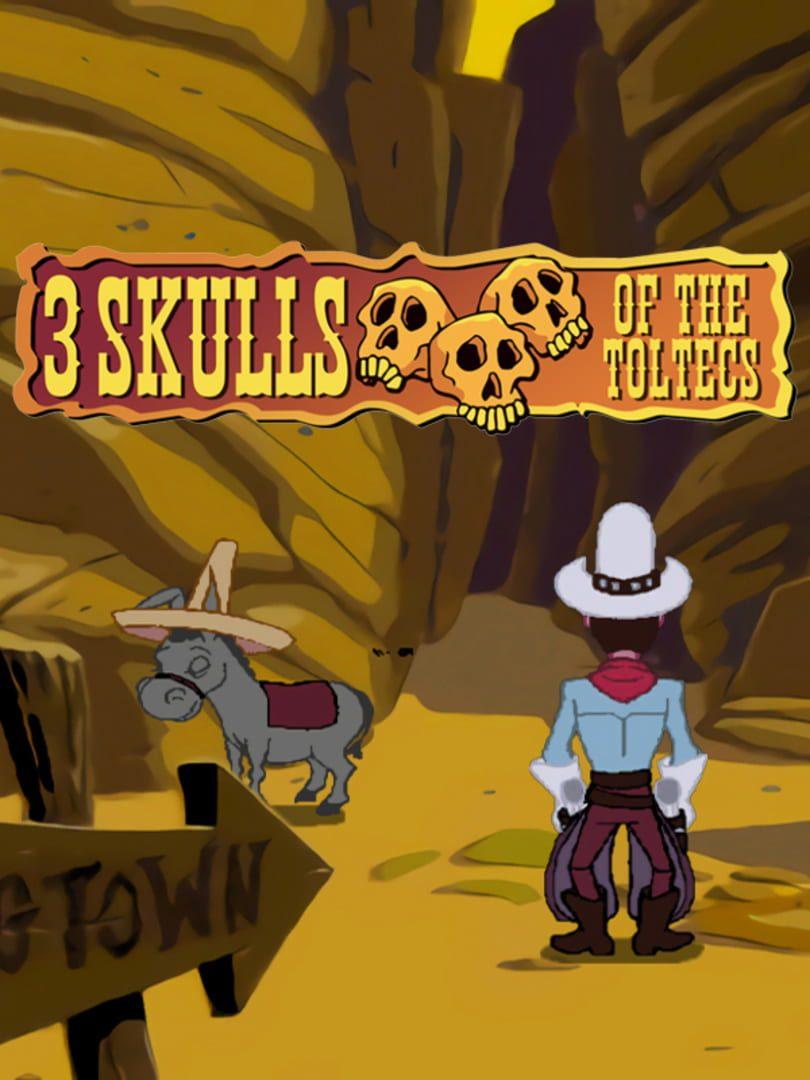 buy Fenimore Fillmore: 3 Skulls of the Toltecs cd key for all platform