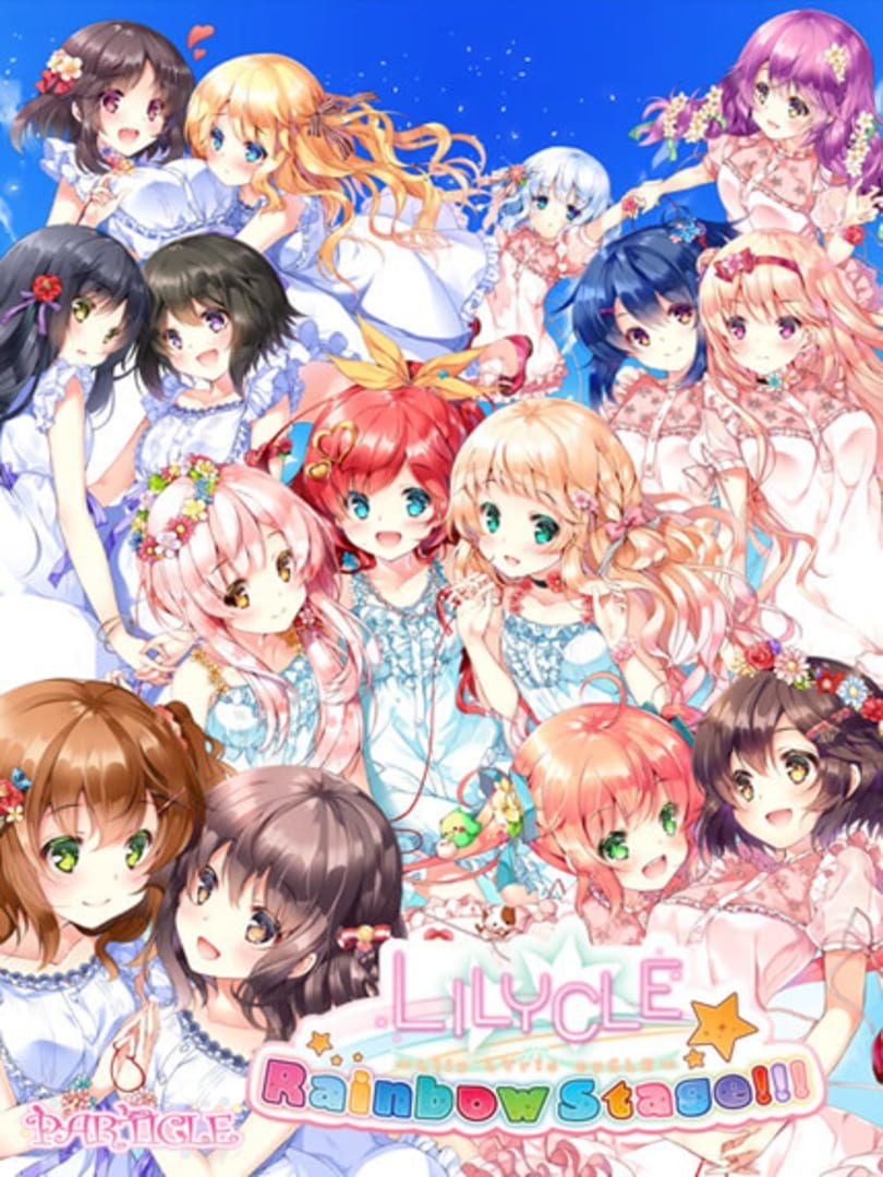 buy Lilycle Rainbow Stage!!! cd key for all platform