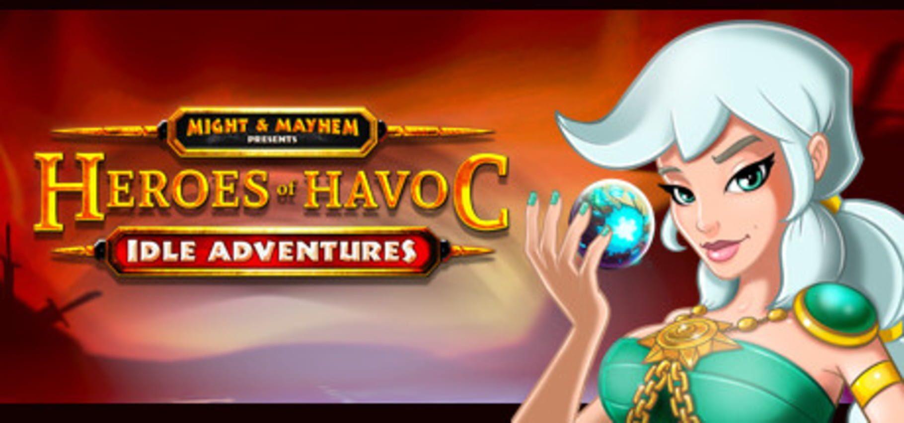 buy Heroes of Havoc: Idle Adventures cd key for all platform