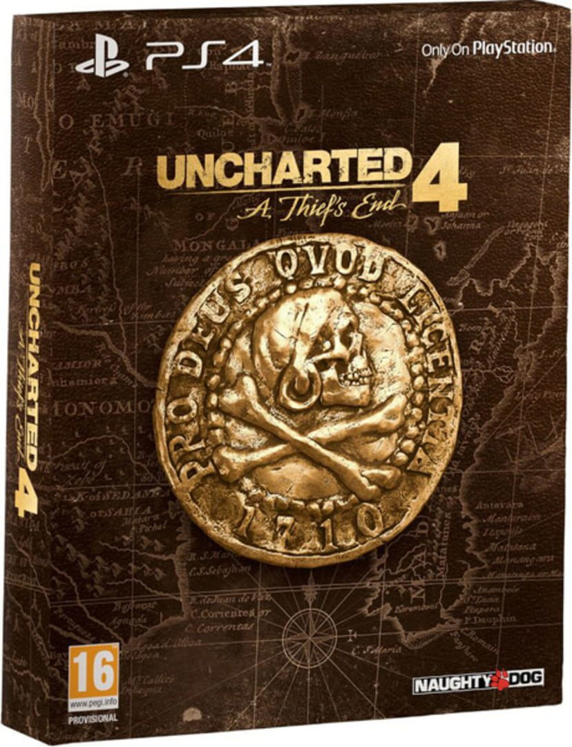 buy Uncharted 4: A Thief's End Special Edition cd key for all platform