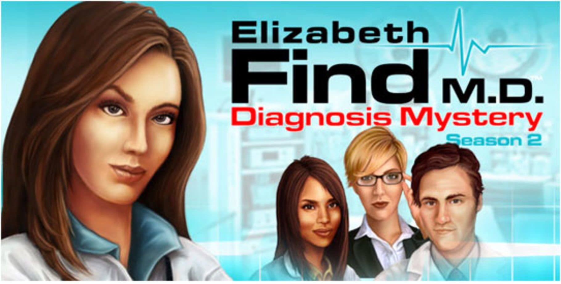 buy Elizabeth Find M.D.: Diagnosis Mystery - Season 2 cd key for pc platform