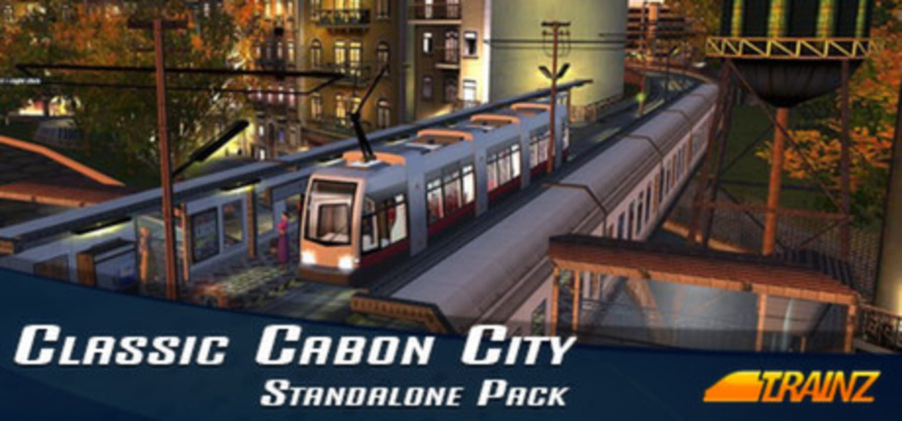 buy Trainz Simulator: Classic Cabon City cd key for all platform