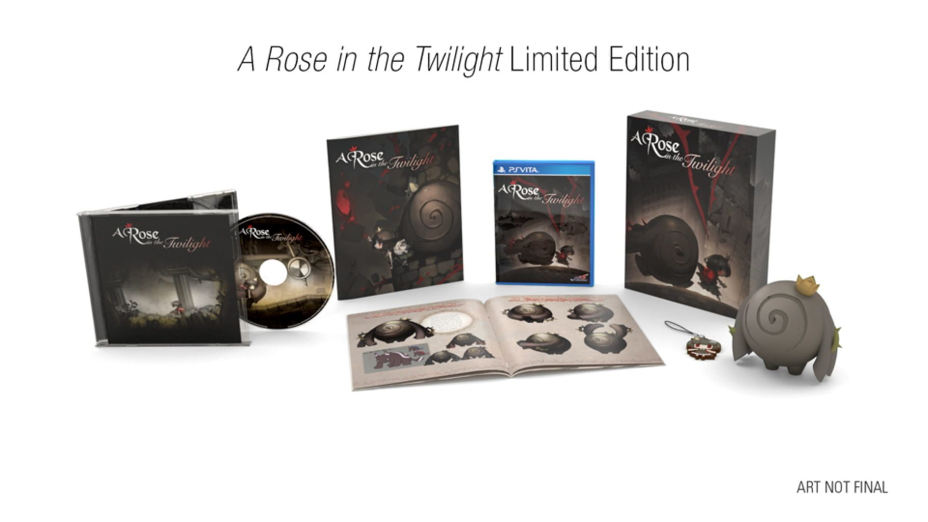 buy A Rose in the Twilight Limited Edition cd key for all platform