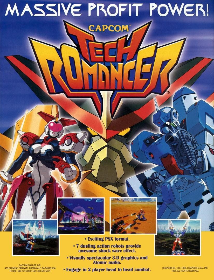 buy Tech Romancer cd key for all platform