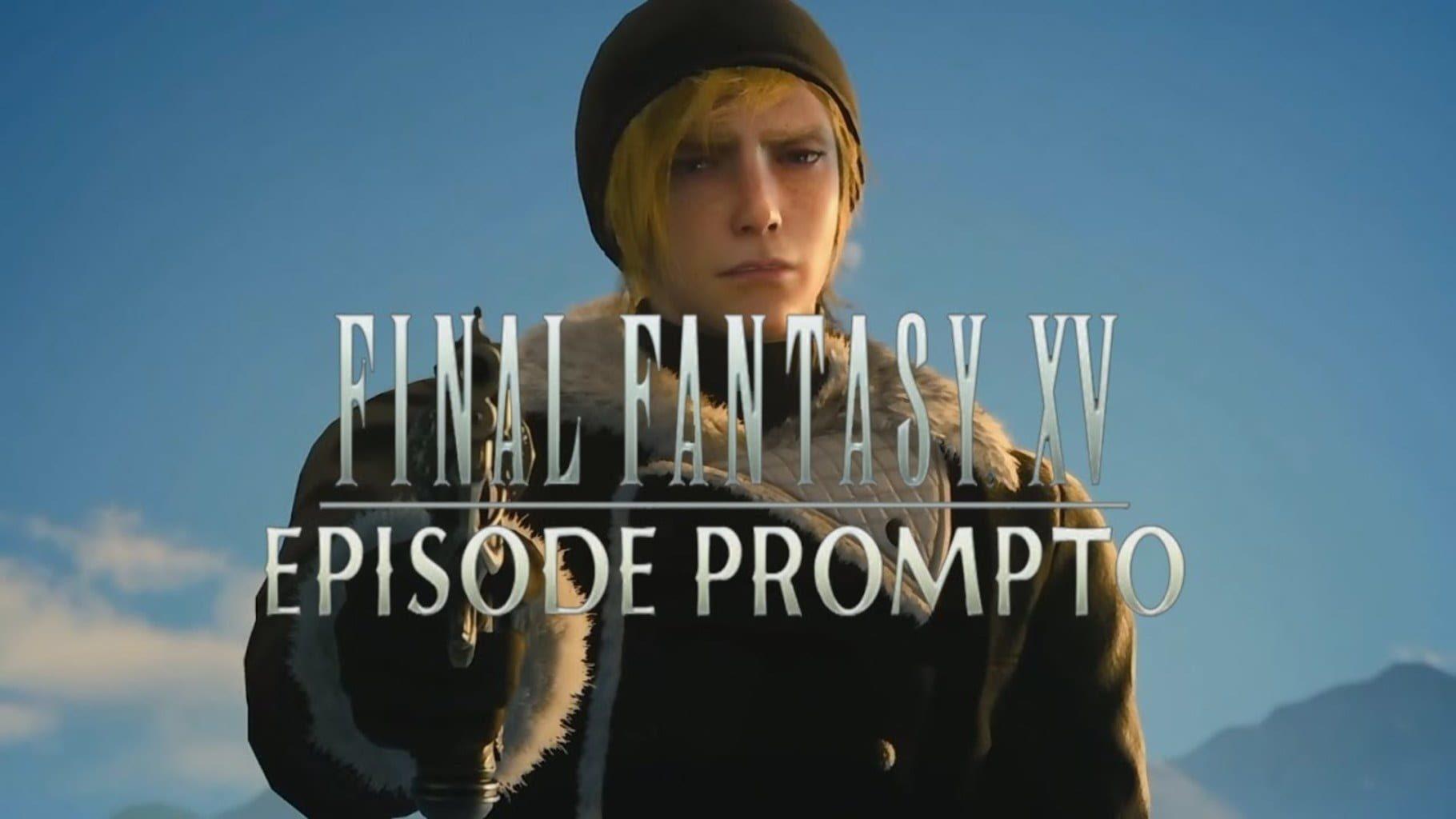 buy Final Fantasy XV: Episode Prompto cd key for all platform