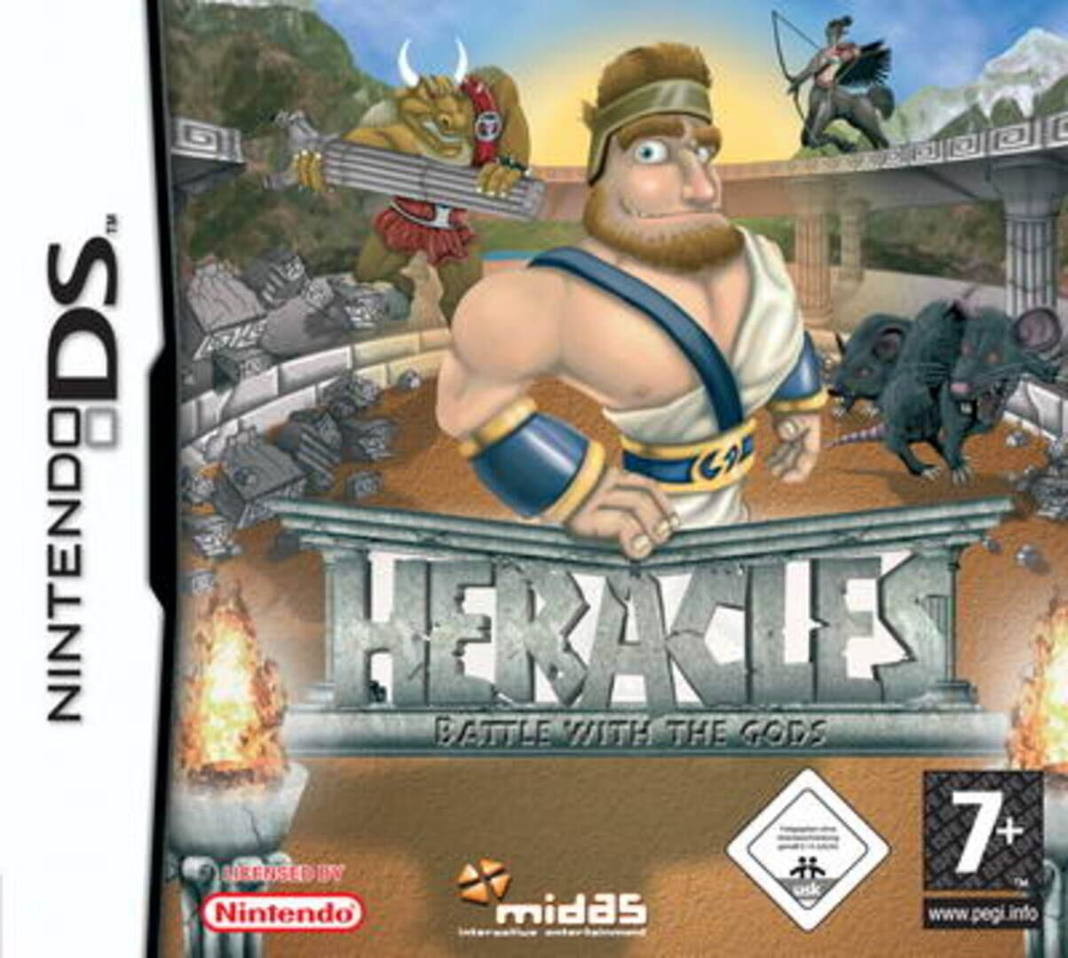 buy Heracles: Battle with the Gods cd key for all platform