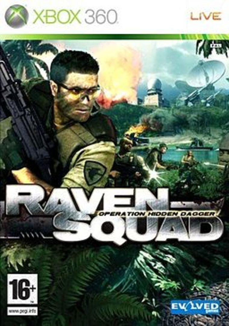 buy Raven Squad: Operation Hidden Dagger cd key for all platform