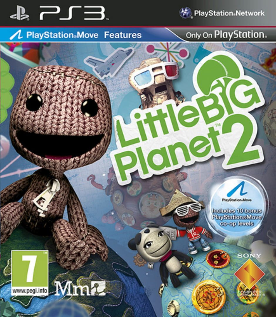buy LittleBigPlanet 2 cd key for all platform