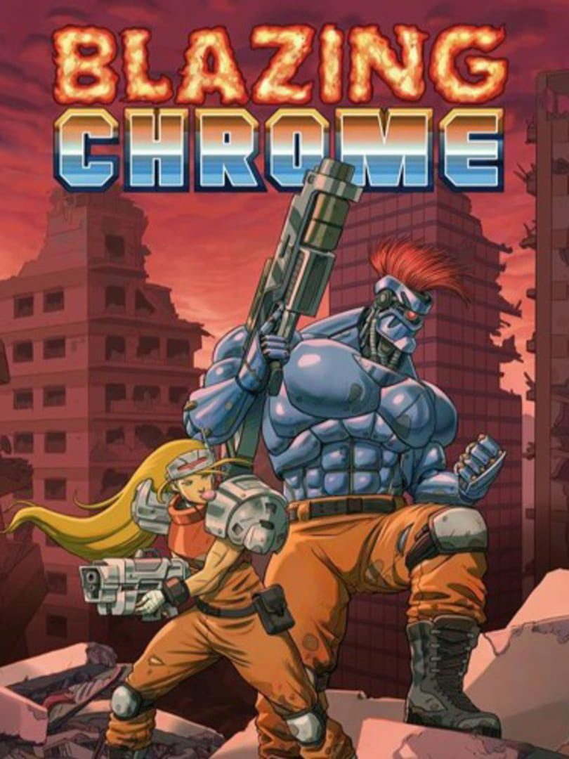 buy Blazing Chrome cd key for all platform