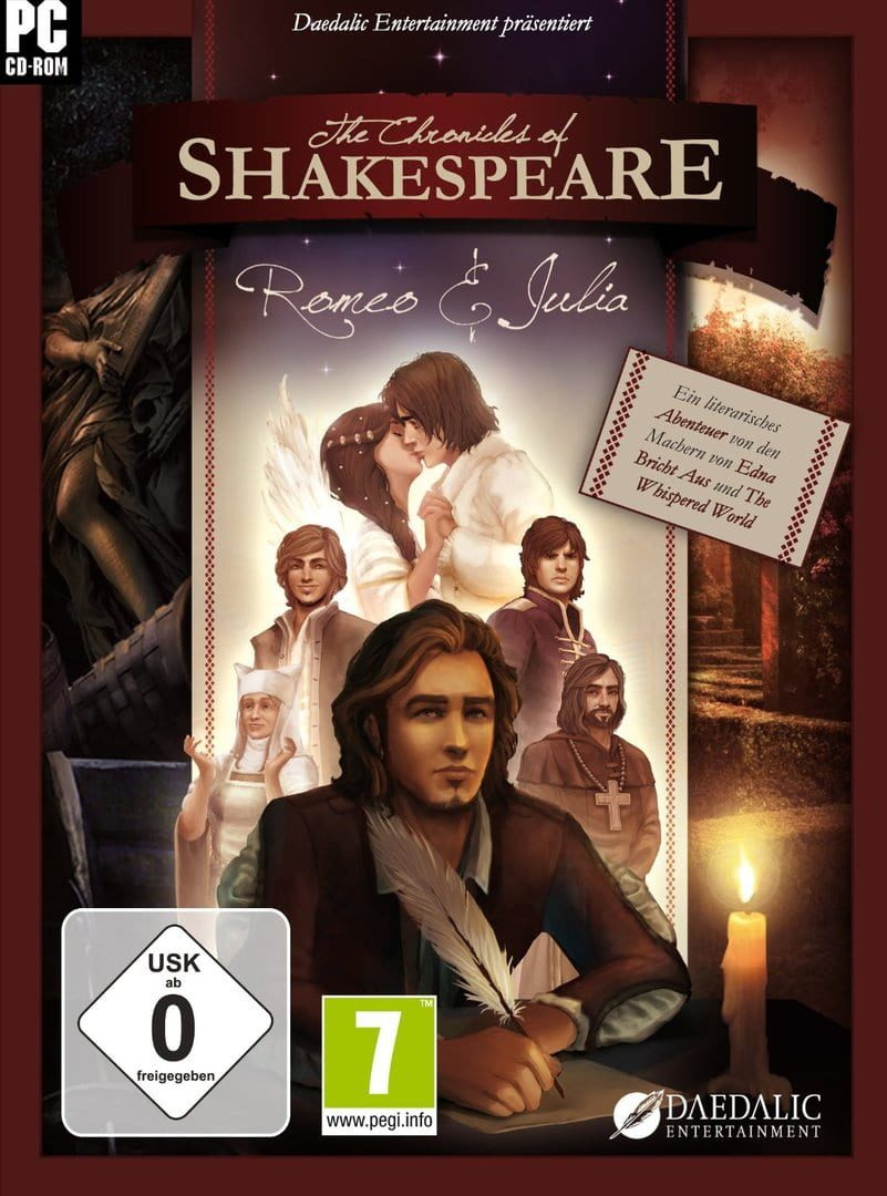 buy The Chronicles of Shakespeare: Romeo & Juliet cd key for all platform
