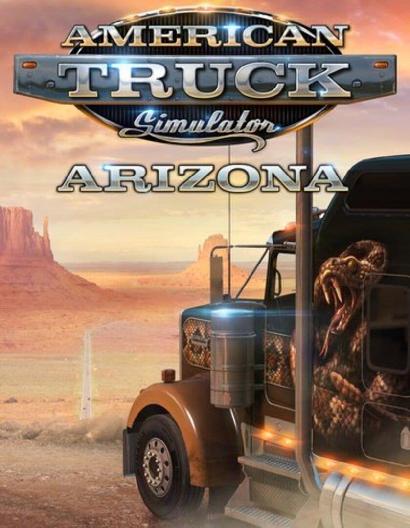 buy American Truck Simulator: Arizona cd key for all platform