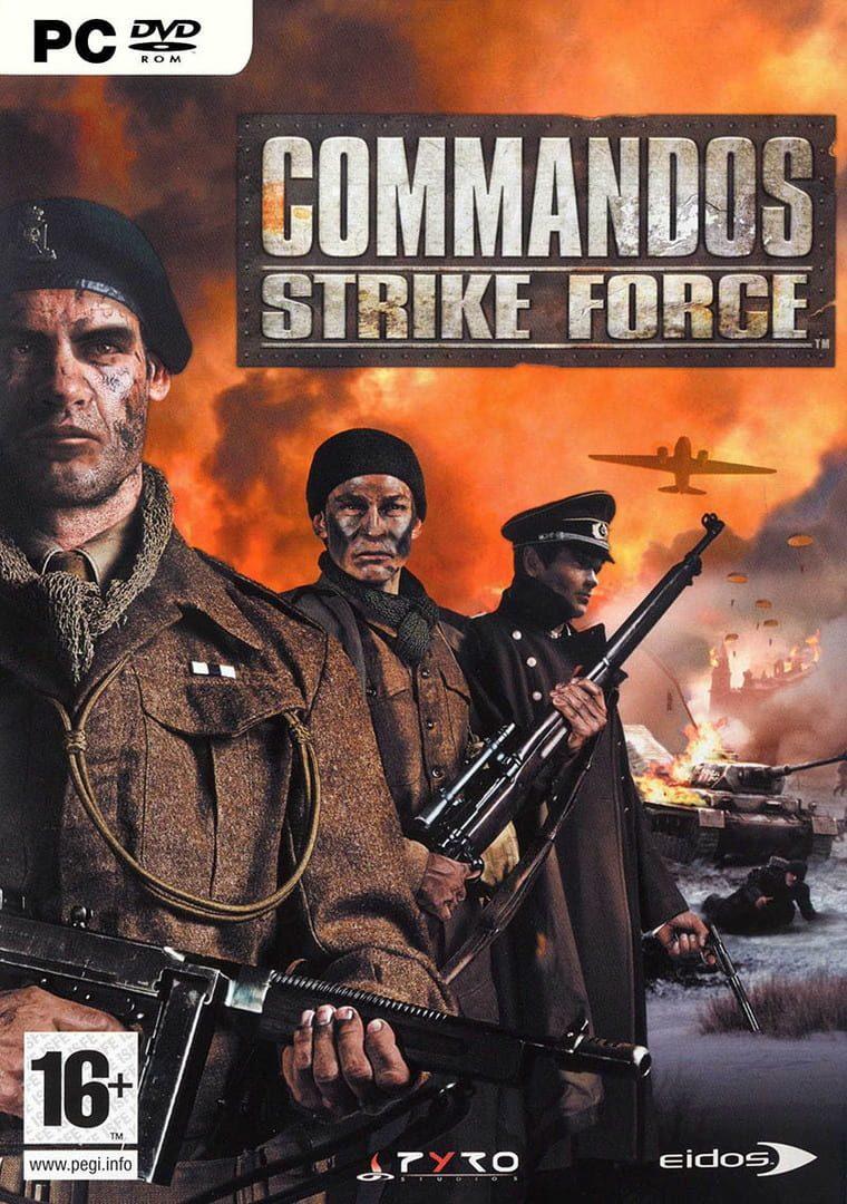 buy Commandos: Strike Force cd key for all platform