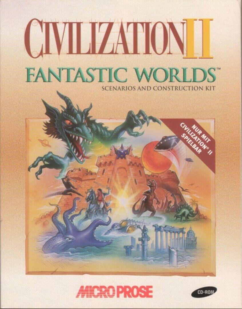buy Civilization II: Fantastic Worlds cd key for all platform