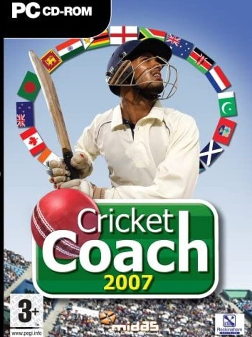 buy Cricket Coach 2007 cd key for all platform