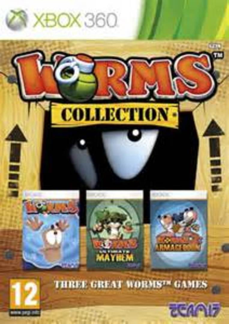 buy Worms Collection cd key for all platform