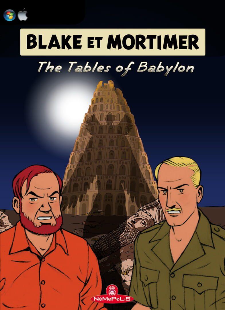buy Blake & Mortimer: The Tables of Babylon cd key for all platform