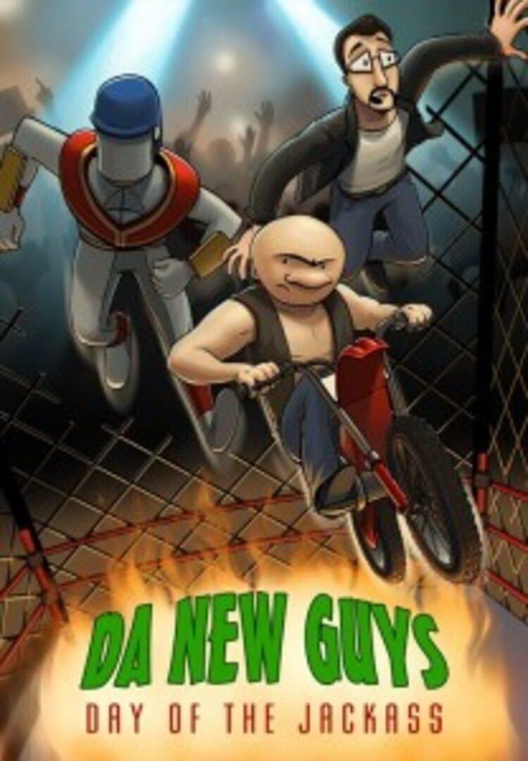 buy Da New Guys: Day of the Jackass cd key for all platform