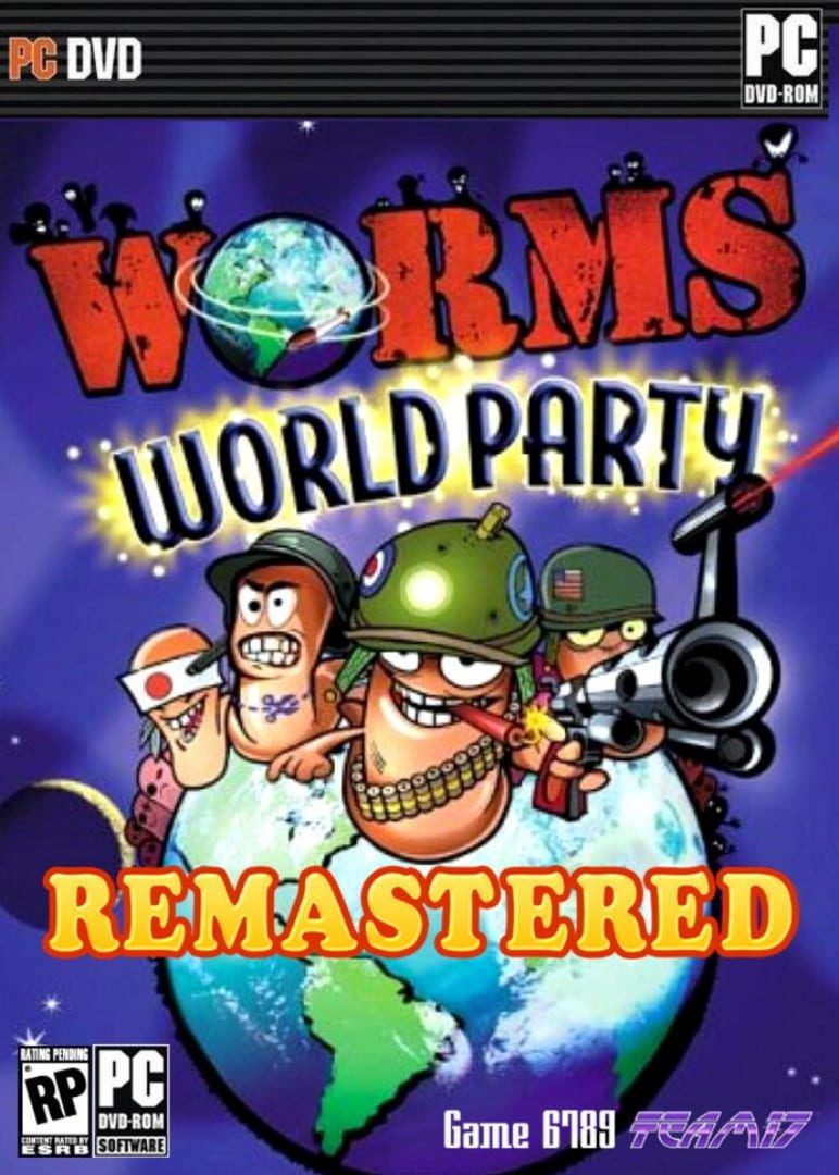 buy Worms World Party Remastered cd key for all platform