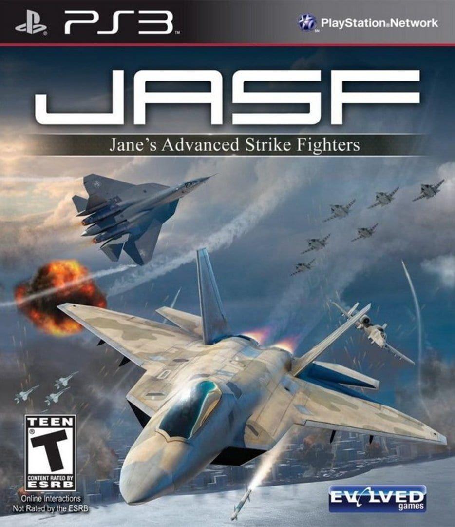 buy JASF: Jane's Advanced Strike Fighters cd key for all platform
