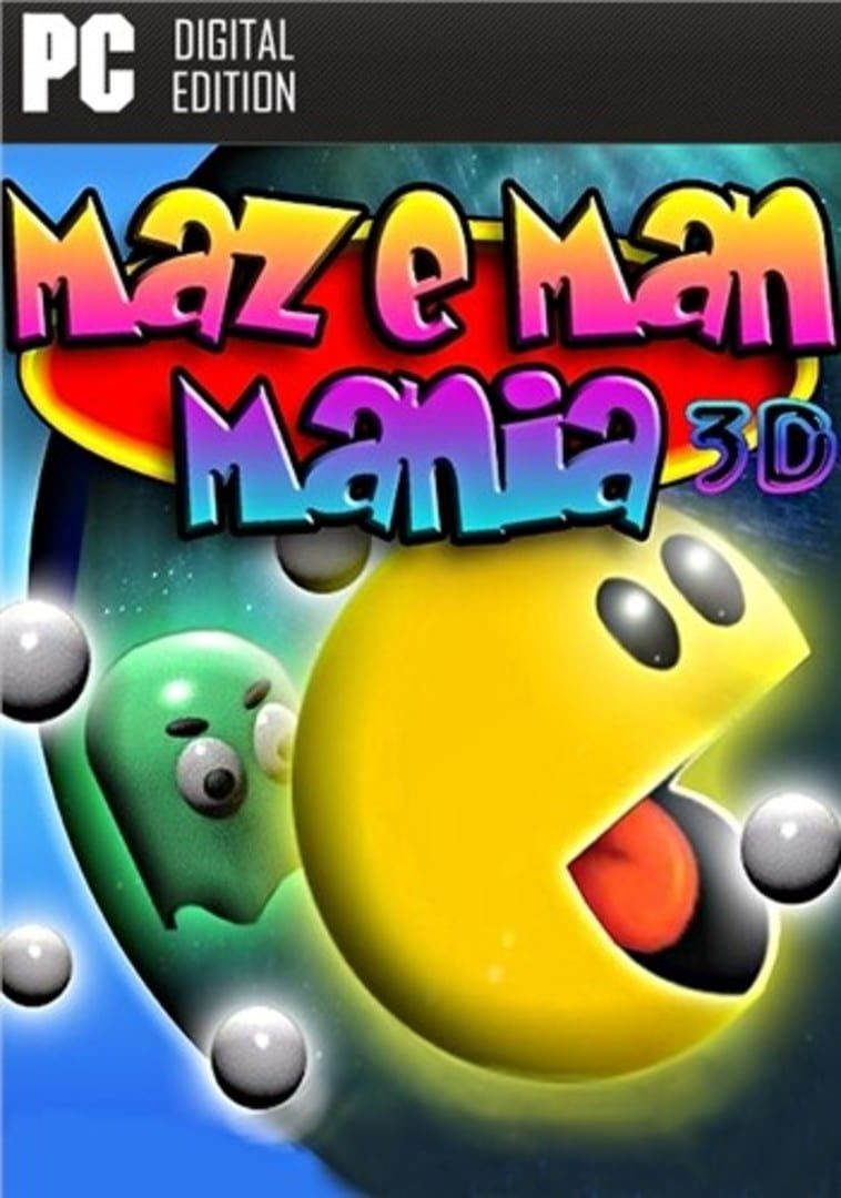 buy Maze Man Mania 3D cd key for all platform