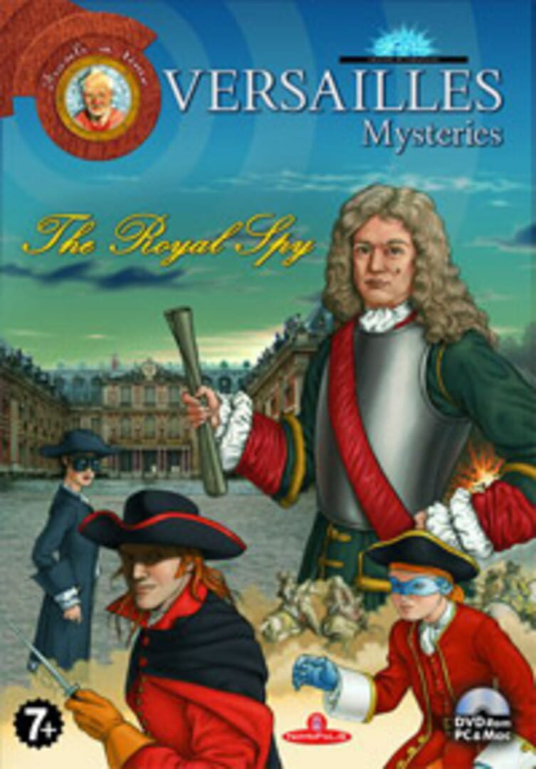 buy Versailles Mysteries 2: The Royal Spy cd key for all platform