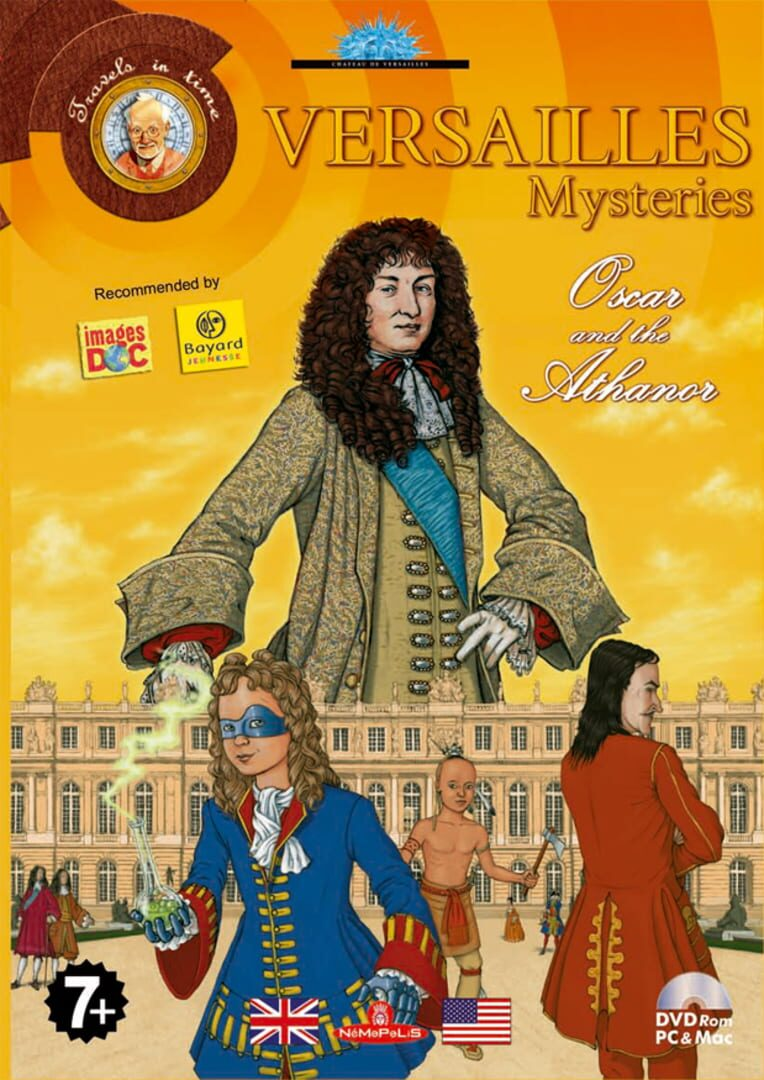 buy Versailles Mysteries: Oscar and the Athanor cd key for all platform