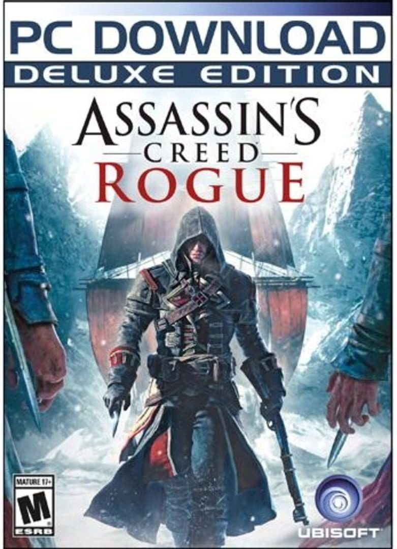 buy Assassin's Creed: Rogue - Digital Deluxe Edition cd key for all platform