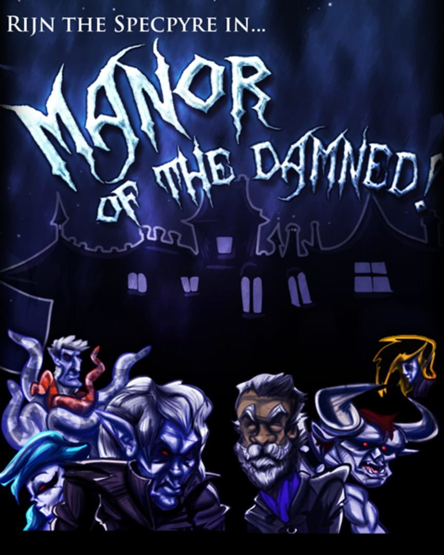 buy Rijn the Specpyre in... Manor of the Damned! cd key for all platform