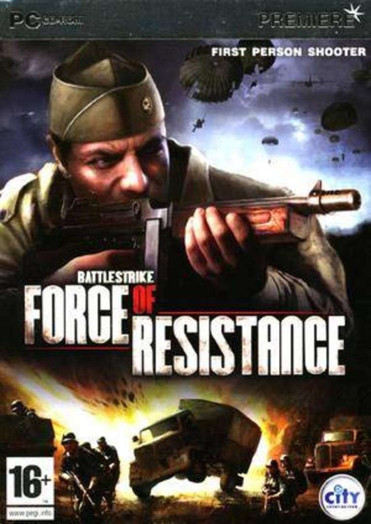 buy Battlestrike: Force of Resistance cd key for all platform