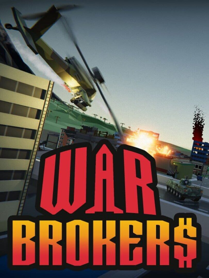 buy War Brokers cd key for all platform