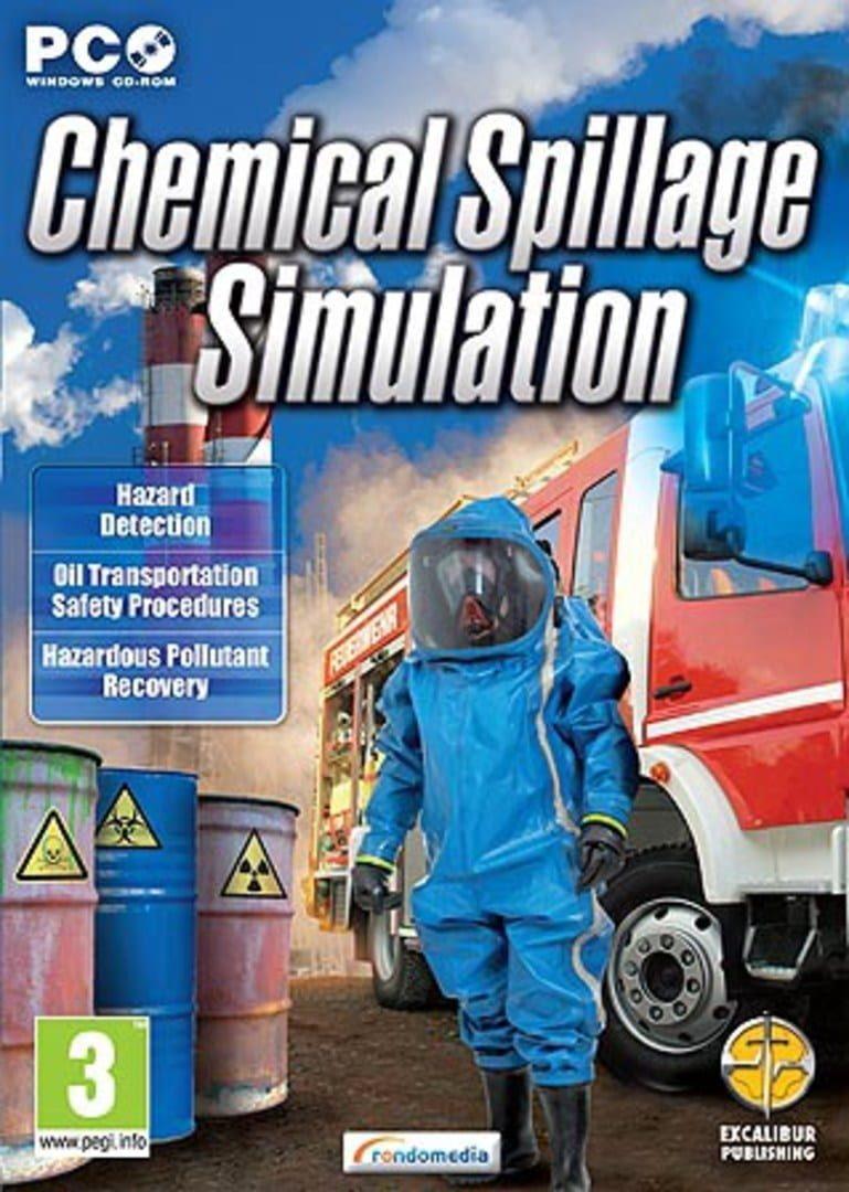 buy Chemical Spillage Simulation cd key for all platform