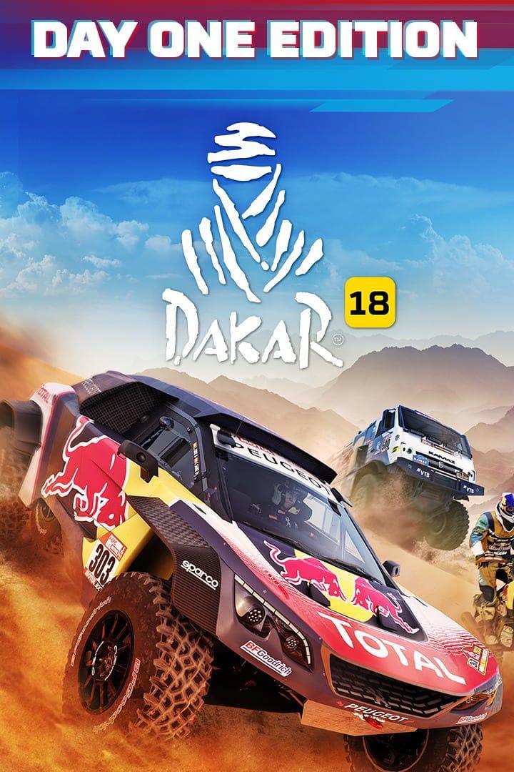 buy Dakar 18 Day One Edition cd key for all platform