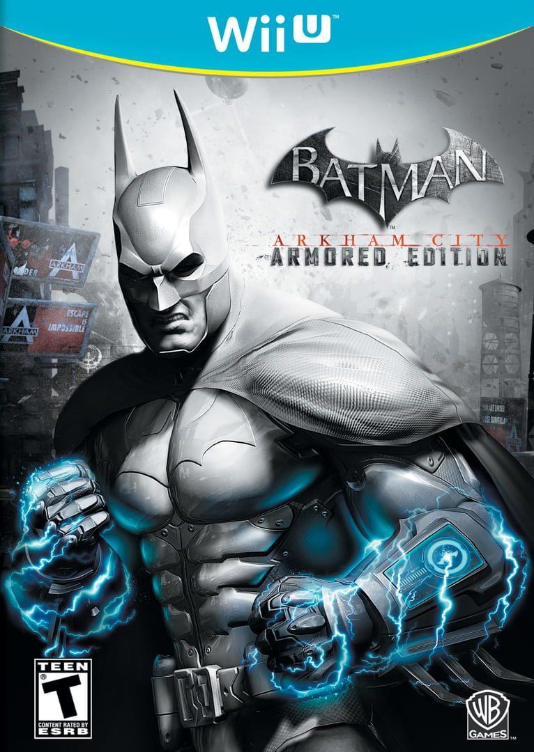 buy Batman: Arkham City - Armored Edition cd key for all platform