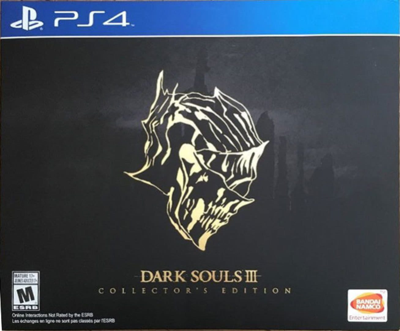 buy Dark Souls III: Collector's Edition cd key for all platform