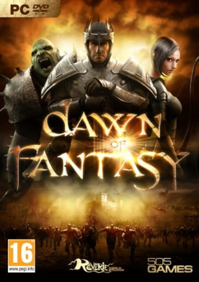 buy Dawn of Fantasy cd key for all platform
