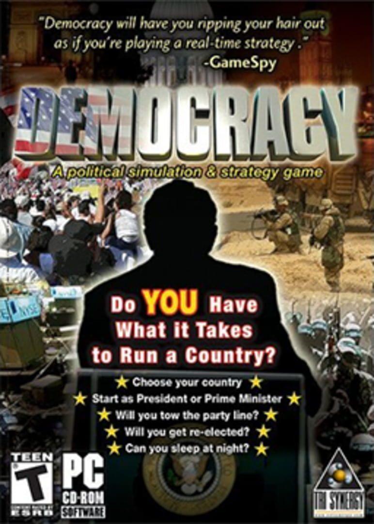 buy Democracy cd key for all platform