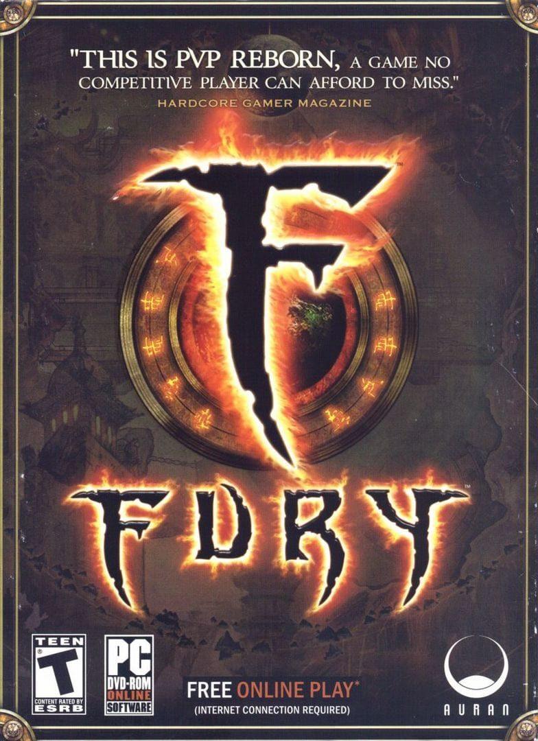 buy Fury cd key for all platform