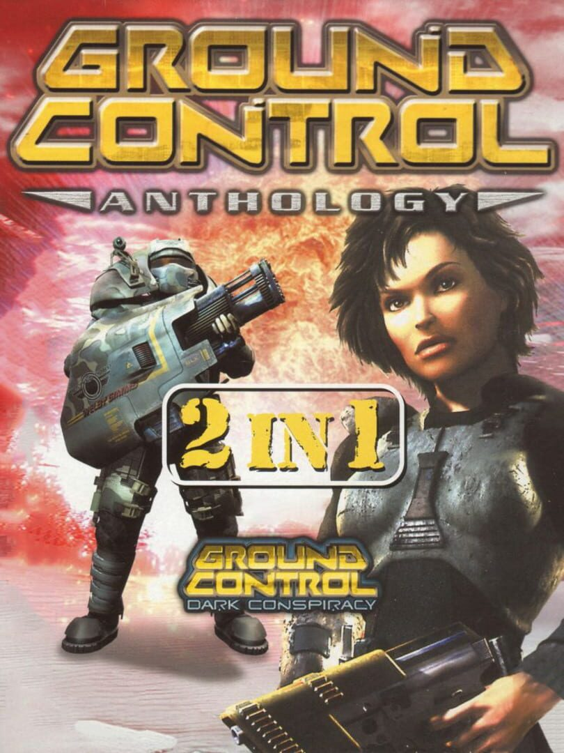 buy Ground Control Anthology cd key for all platform