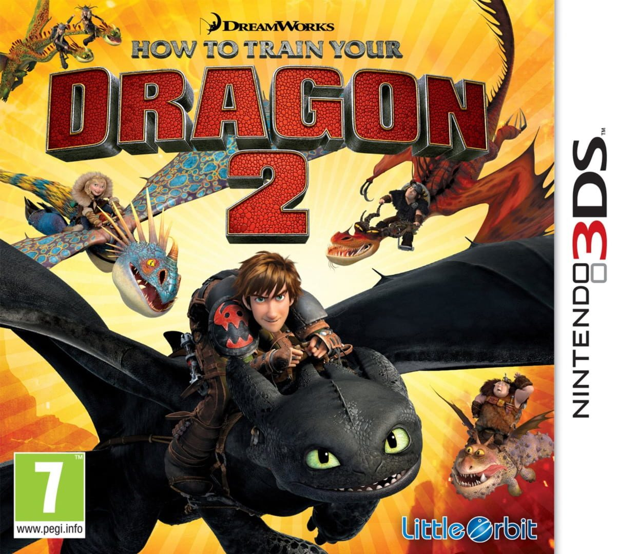 buy How to Train Your Dragon 2 cd key for all platform