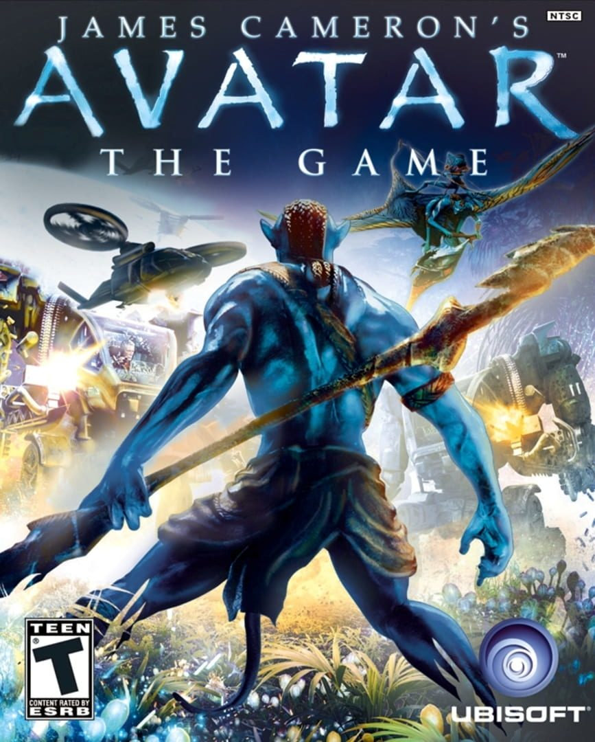 buy James Cameron's Avatar: The Game cd key for xbox platform