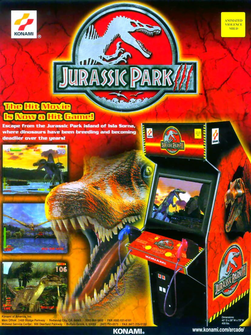 buy Jurassic Park 3 cd key for all platform