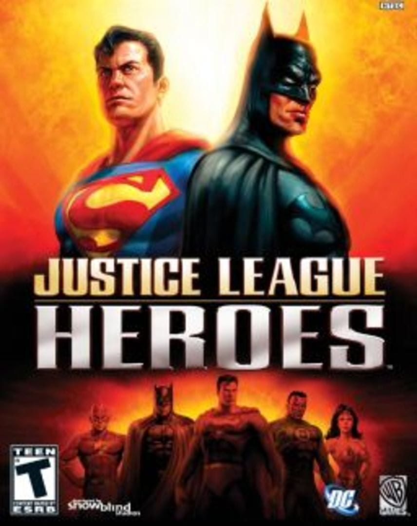 buy Justice League Heroes cd key for all platform