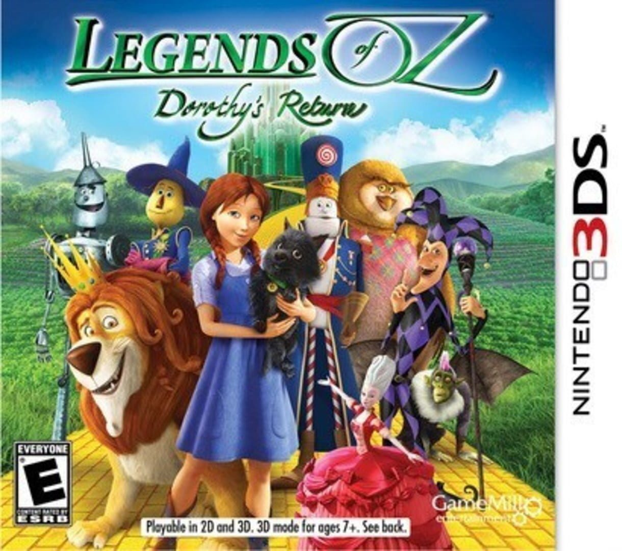 buy Legends of Oz: Dorothy's Return cd key for all platform
