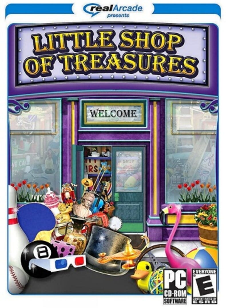 buy Little Shop of Treasures cd key for all platform