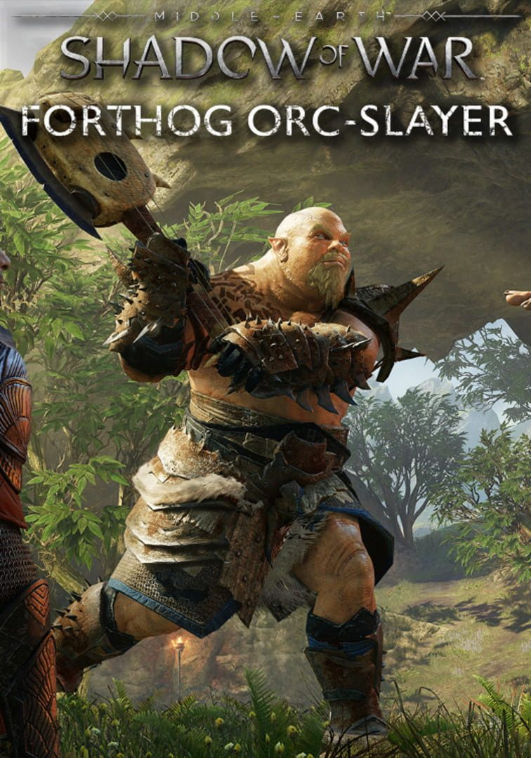 buy Middle-earth: Shadow of War - Forthog Orcslayer cd key for all platform