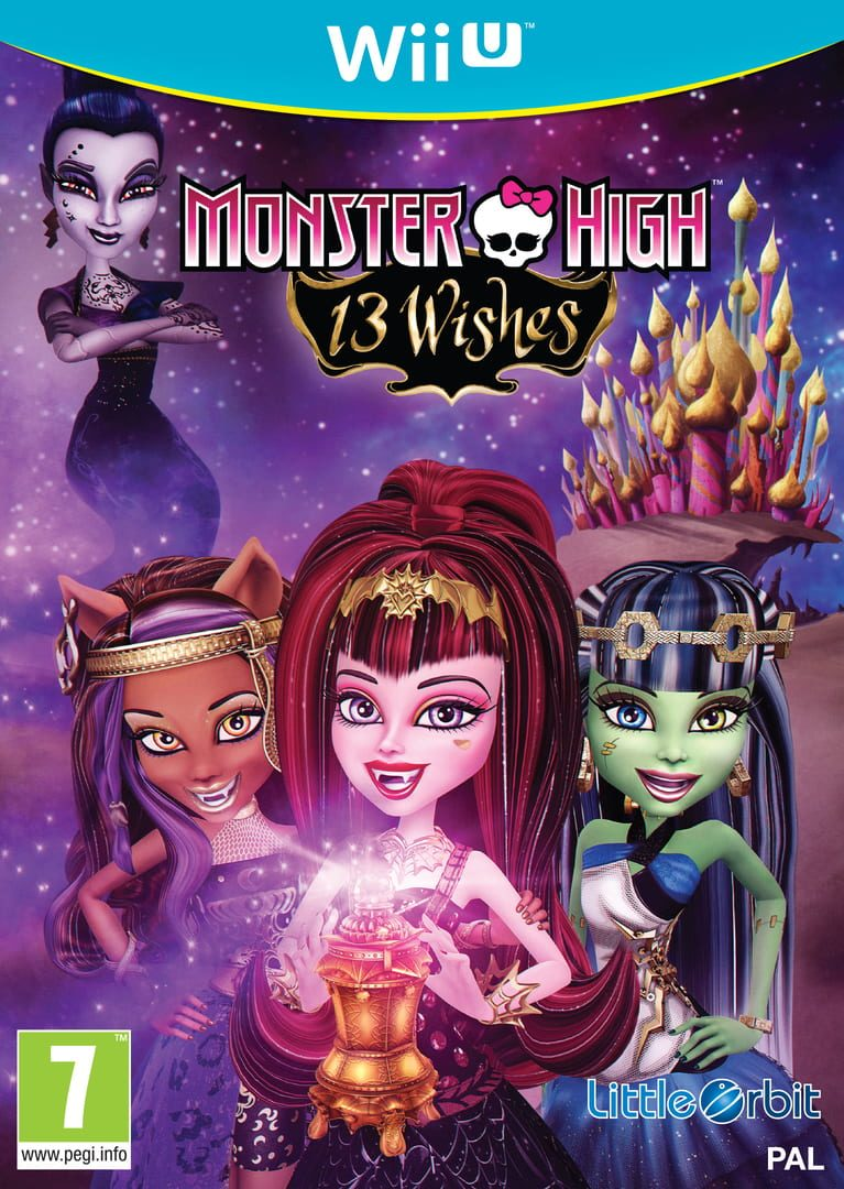 buy Monster High: 13 Wishes cd key for all platform
