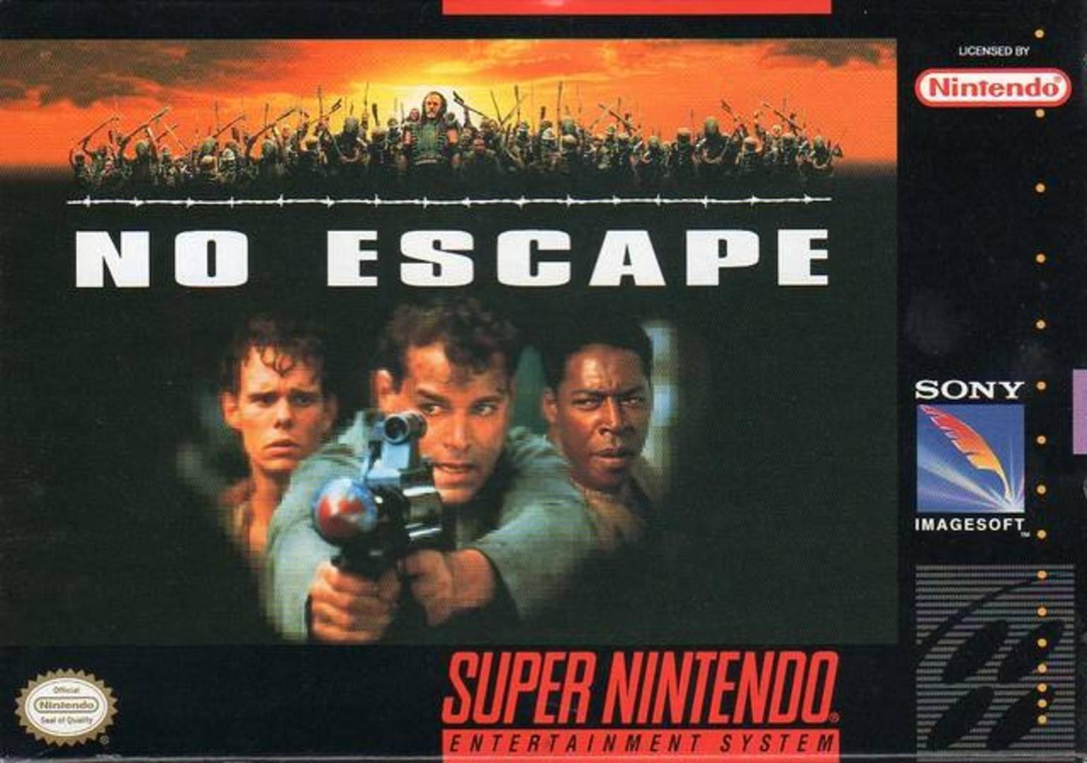 buy No Escape cd key for all platform